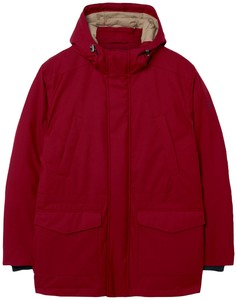 Gant The Down Parka Winter Wine