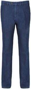 Gardeur Bardo Flat-Front Jeans Navy