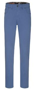Gardeur Bill 5-Pocket Stretch Midden Blauw