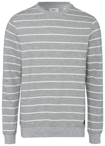 Brax Sawyer Sweatshirt Grijs