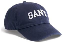 Gant Washed Twill Gant Cap Classic Blue