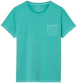 Gant Sunbleached T-Shirt Spearmint