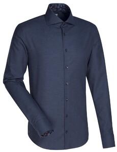 Jacques Britt Uni Contrast Navy Blue