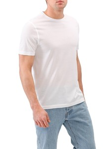 Maerz Round Neck Shirt Pure White