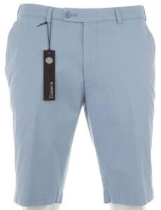 Gardeur Joshua Basic Shorts Licht Blauw
