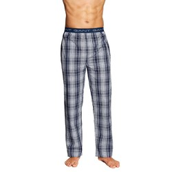 Gant Pyjamabroek Check Navy