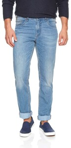Gardeur SuperFlex Modern Fit Jeans Bleached Blue