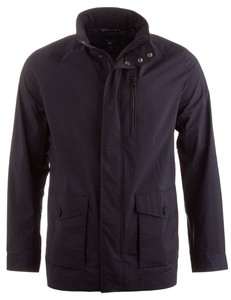 Gant The Greenfield Jacket Avond Blauw