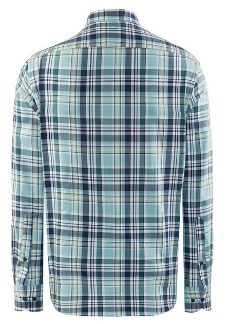 Grote In Maerz Ruit Rozing Overhemd Kleur Mannenmode EvergreenJan c4A5Rjq3L