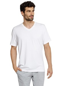 Schiesser Mix & Relax Cotton Modal T-Shirt Wit