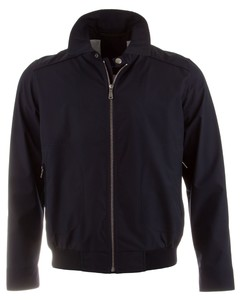 EDUARD DRESSLER Franco Wind Stopper Jacket Navy