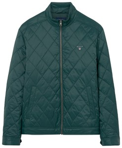 Gant The Quilted Windcheater Ponderosa Pine