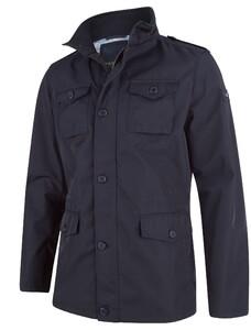 Cavallaro Napoli Capo Jacket Navy