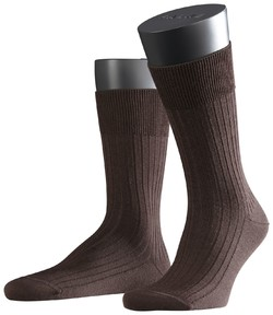 Falke Bristol Pure Socks Brown