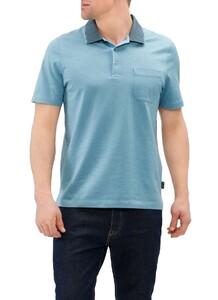 Maerz Uni Contrast Collar Breeze