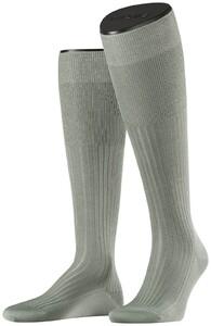 Falke No. 10 Egyptian Karnak Cotton Kniekous Sage