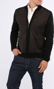 Maerz Merino Zipper Vest Zwart
