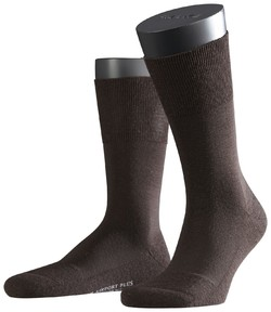 Falke Airport Plus Socks Brown