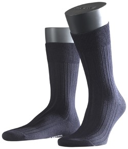 Falke Bristol Pure Socks Navy