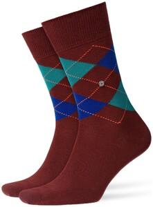 Burlington King Socks Henna