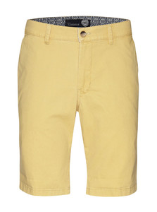 Gardeur Jasper Smart CottonFlex Bermuda Yellow