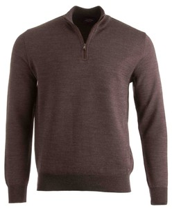 Paul & Shark Three-In-One Wool Fine Structure Bruin