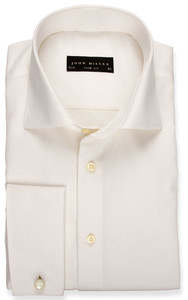 John Miller Slim-Fit Non-Iron Ecru