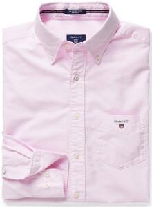 Gant The Oxford Shirt Zacht Roze