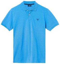 Gant The Summer Pique Polo Toy Blue