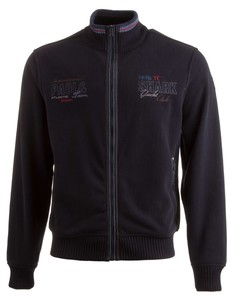 Paul & Shark Atlantic Coast Team Fleece Vest Navy