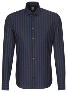 Jacques Britt Siena Stripe Navy