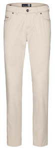 Gardeur Nevio Regular-Fit Summer 5-Pocket Beige