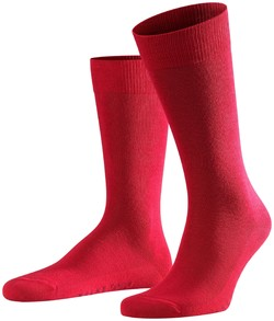 Falke Family Socks Scarlet