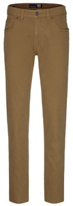 Gardeur Warm UP Bill-6 Modern Fit 5-Pocket Camel