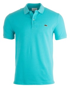 Lacoste Slim-Fit Piqué Polo Atoll