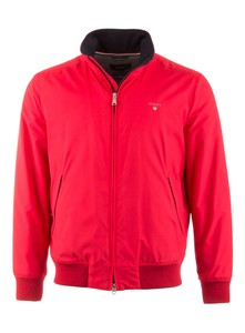 Gant The New Hampshire Jacket Rood