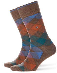 Burlington Newcastle Socks Beech