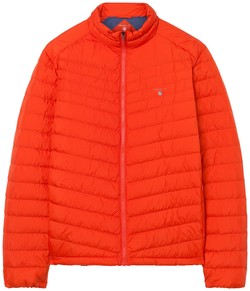 Gant The Airlight Down Jacket Burnt Ochre