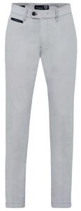 Gardeur Smart CottonFlex Flat-Front Grijs