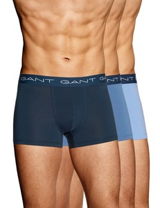 Gant 3Pack Seasonal Solid Winter Sky
