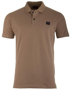 Paul & Shark Organic Cotton Basic Polo Zand