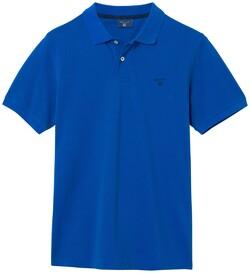 Gant The Summer Pique Polo Dark Ocean Blue