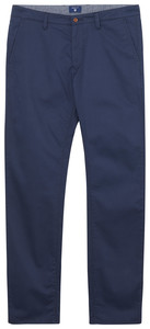 Gant Regular Twill Chino Navy