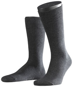 Falke Family Socks Antraciet