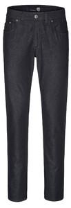 Gardeur Modern Fit Dark Jeans Zwart