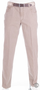 MENS Dallas Swing-Pocket Structure Licht Zand