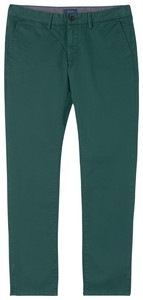 Gant Slim Twill Chino June Bug Green