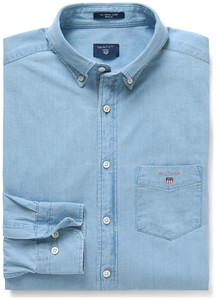 Gant The Indigo Shirt Indigo