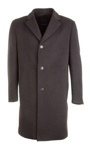 EDUARD DRESSLER Ringo Wool-Cashmere Coat Antraciet