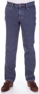 Hiltl Essential Denim 5-Pocket Midden Blauw